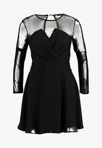 TFNC Petite - VIRGIN DRESS - Cocktail dress / Party dress - black - 5