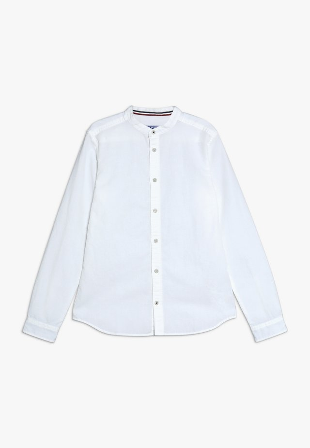 JJESUMMER BAND - Koszula - white