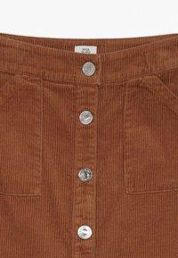 River Island - A-snit nederdel/ A-formede nederdele - light brown - 3