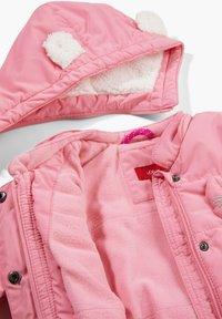 s.Oliver - Winter coat - light pink - 2