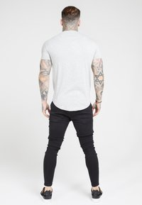 SIKSILK - T-shirt basic - grey marl - 2