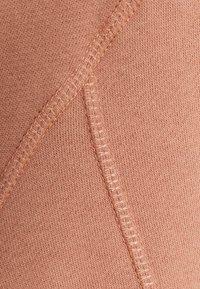 Topshop Petite - FLATLOCK - Sweatshirt - rose - 2