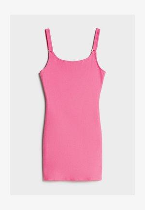Etuikjoler - neon pink