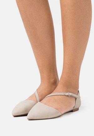 GALOELIAN - Heeled mules - medium grey