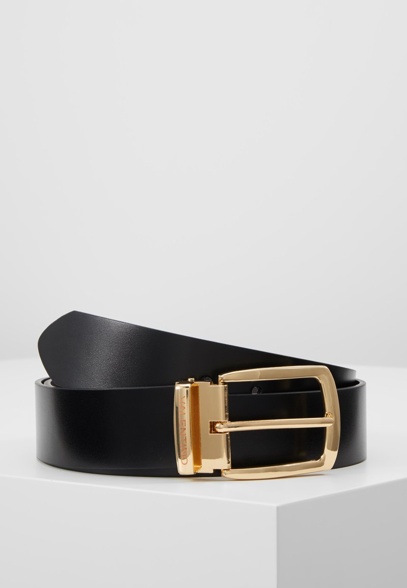 Valentino by Mario Valentino - POMY REVERSIBLE BELT SET - Belt - nero/moro
