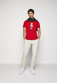 Polo Ralph Lauren - T-shirts print - red - 1