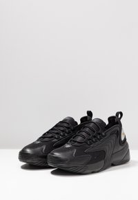 Nike Sportswear - ZOOM  - Baskets basses - black/anthracite - 2