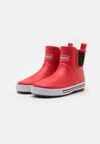 Reima - RAIN BOOTS ANKLES UNISEX - Wellies - red - 1