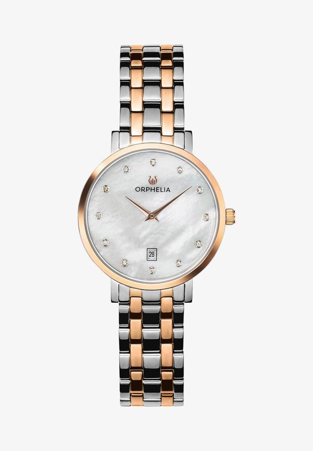 SEASHELL - Horloge - silver-coloured