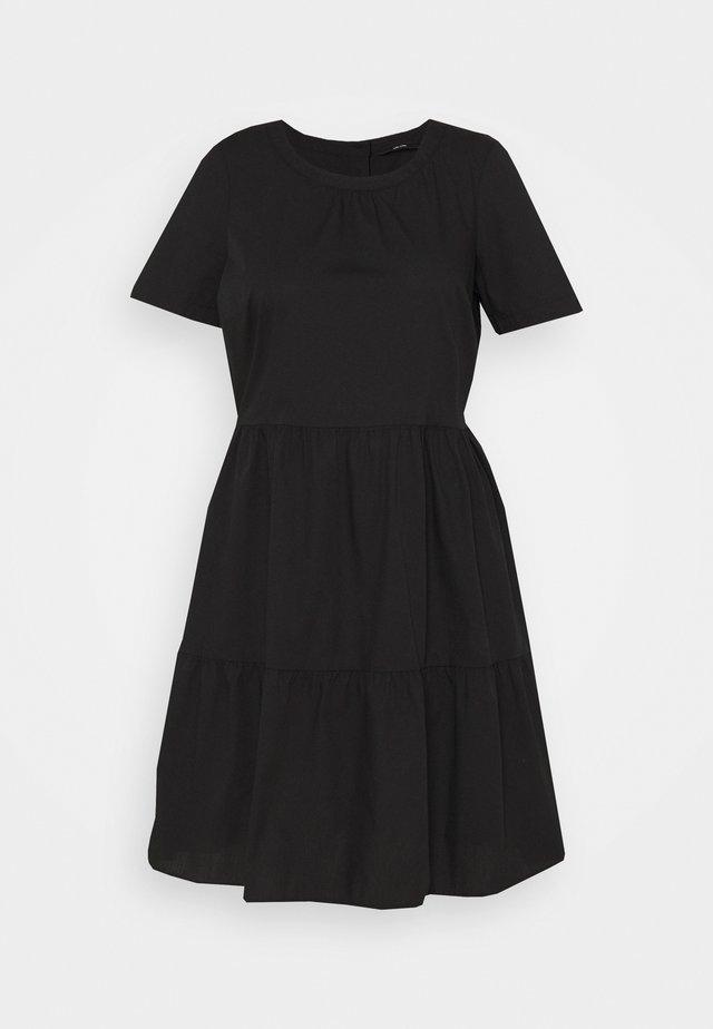 VMGULVA ABOVE KNEE DRESS - Kjole - black