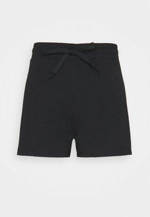 SHORTS - Sportovní kraťasy - black