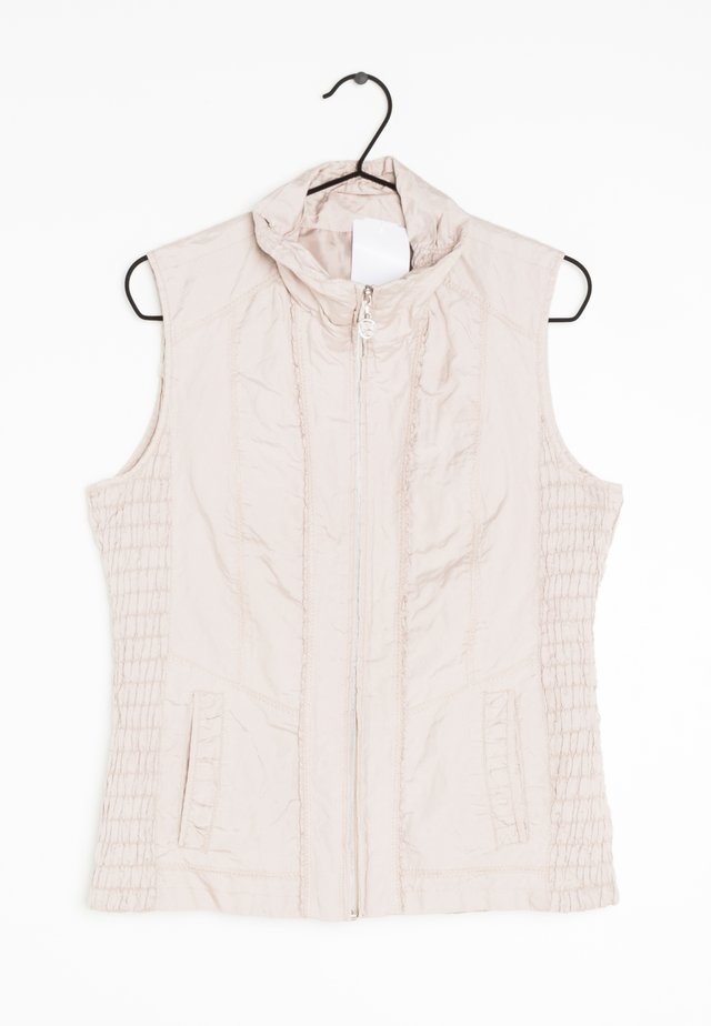 Bodywarmer - mottled light pink