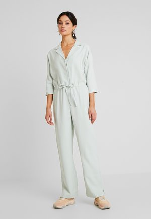 TREVISE - Jumpsuit - misty blue