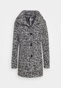 Barbara Lebek - Classic coat - fancy silver - 0