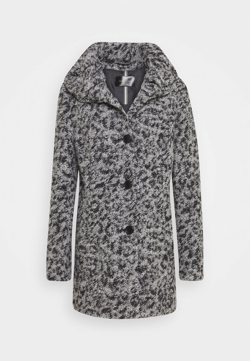 Barbara Lebek - Classic coat - fancy silver