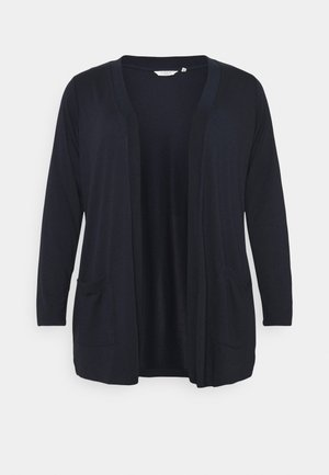 CARDIGAN - Strikjakke /Cardigans - sky captain blue