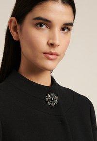 Luisa Spagnoli - STELLATO - Classic coat - nero - 2