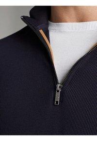 Massimo Dutti - Sweatshirts - dark blue - 5