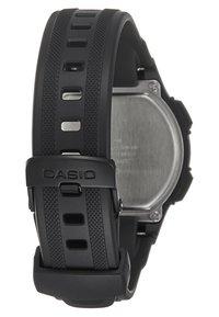 Casio - Digital watch - black - 3