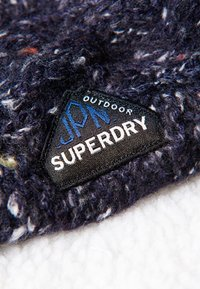 Superdry - GRACIE CABLE - Snood - mocha - 1