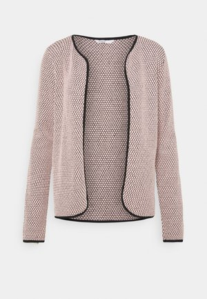 ONLDIAMOND LIFE - Strickjacke - rose smoke