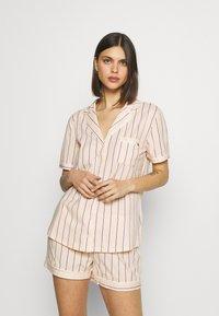 s.Oliver - SHORTY  - Pyjama set - light pink - 0