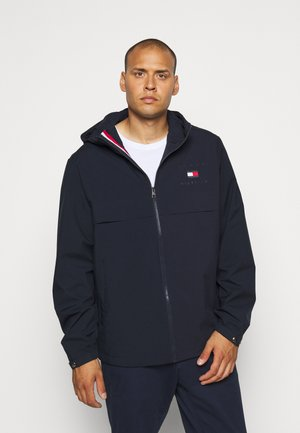 HOODED JACKET - Let jakke / Sommerjakker - blue