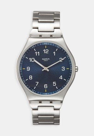 SKIN SUIT  - Horloge - silver-coloured