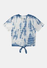 Blue Effect - GIRLS BOXY - Triko spotiskem - himmelblau - 0