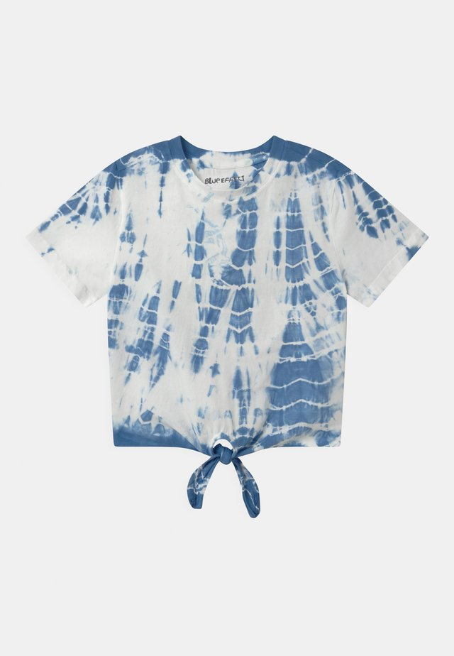 GIRLS BOXY - T-shirt con stampa - himmelblau