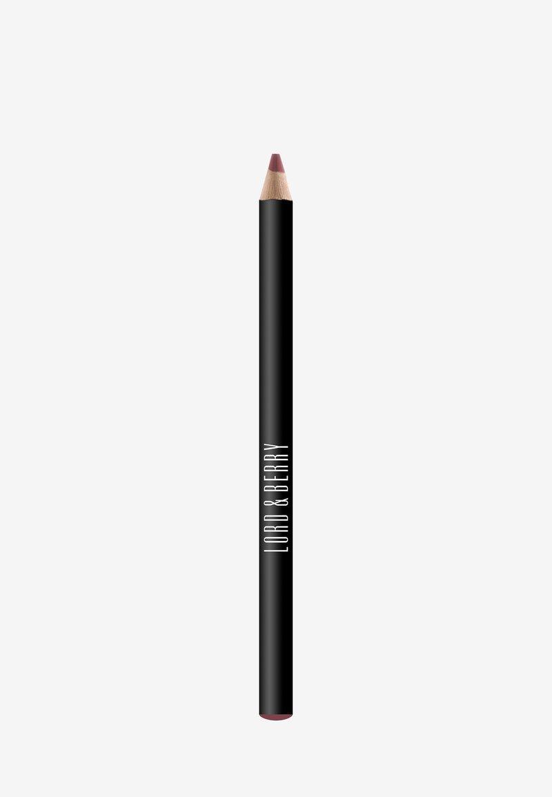 Lord & Berry - ULTIMATE LIP LINER - Lip liner - 3048 plasir