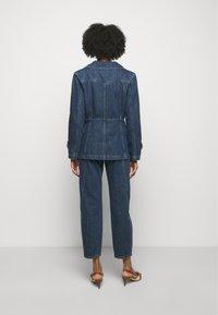 Alberta Ferretti - JACKET - Denim jacket - blue - 2
