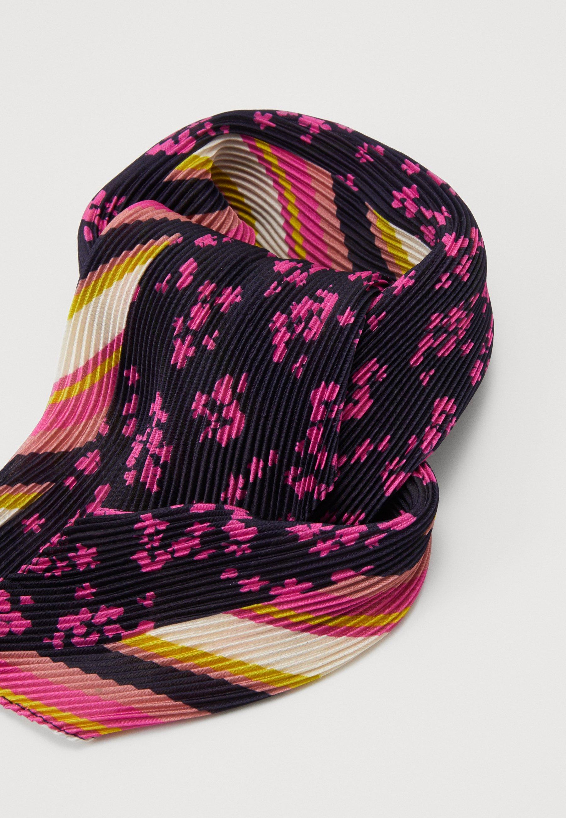 Becksöndergaard Flowmix Plea Scarf - Schal Pink