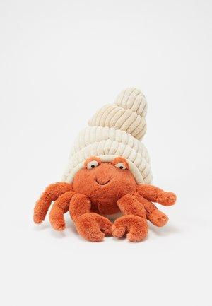 HERMAN HERMIT - Cuddly toy - orange