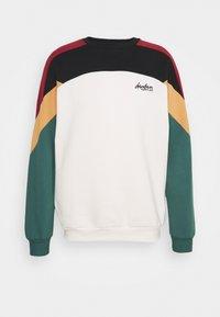 Kaotiko - UNISEX CREW DOWNTOWN - Sweatshirt - multicolor - 5