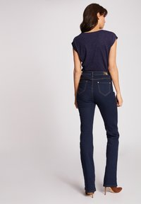 Morgan - Print T-shirt - dark blue - 2