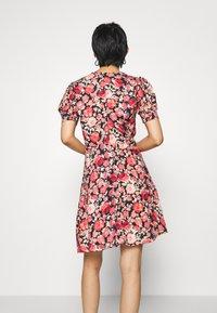 Trendyol - Skjortekjole - multi color - 2