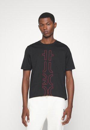 DARLON - T-Shirt print - black
