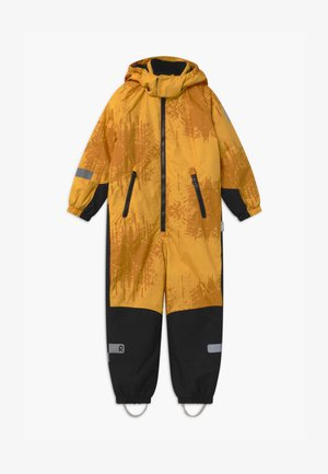 KIDDO WINTER SNOWY UNISEX - Snowsuit - vintage gold