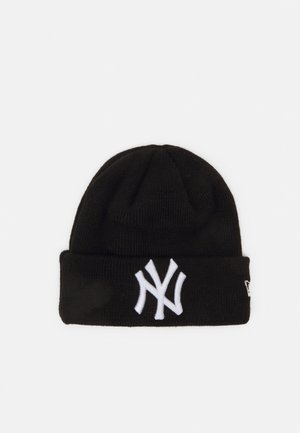 BABY ESSENTIAL UNISEX - Beanie - black/white