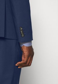Tommy Hilfiger Tailored - FLEX SLIM FIT SUIT - Puku - blue - 7