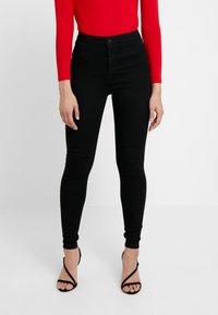 Dorothy Perkins - LYLA - Jeans Skinny - black - 0