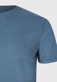 AllSaints - BRACE - Basic T-shirt - mottled royal blue - 3