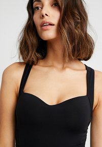 JETS BY JESSIKA ALLEN - LOW BACK INFINITY - Swimsuit - black - 3