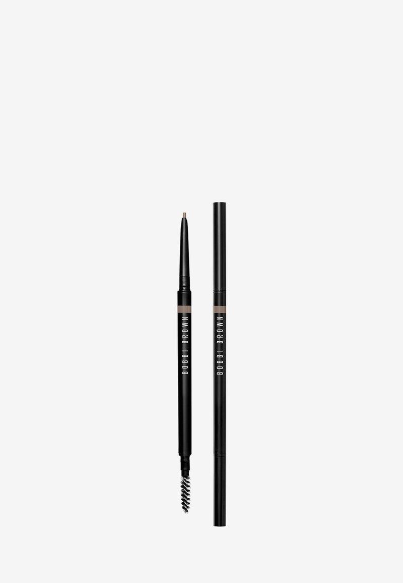 Bobbi Brown - MICRO BROW PENCIL - Eyebrow pencil - 09 slate