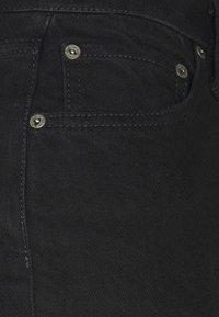 Boyish - THE MIKEY HIGH RISE WIDE LEG - Jeans baggy - black beauty - 2