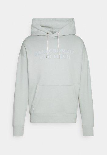 Sweatshirt - light blue/grey