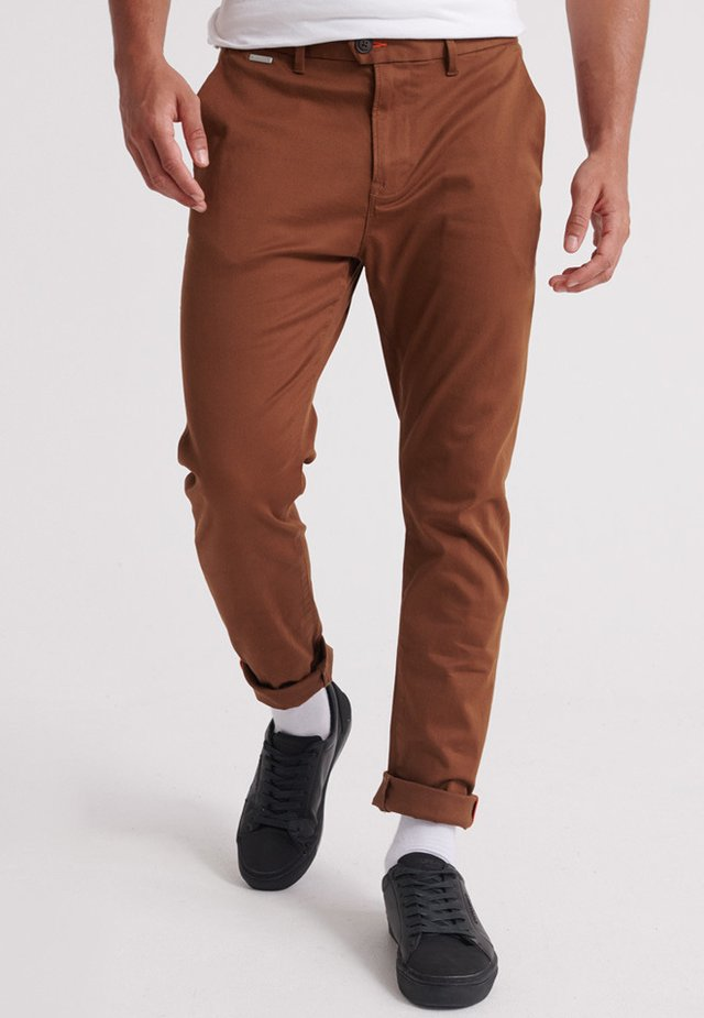 FLEX  - Chinos - brown