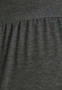 MAMALICIOUS - MLJUDY 3/4 - Long sleeved top - dark grey melange - 2