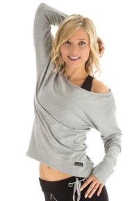 Winshape - LONGSLEEVE - Sweatshirt - grey melange - 3
